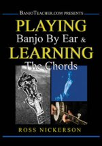 Playing Banjo by Ear & Learning the Chords