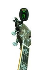 Gold Tone CCT Clip on Tuner