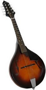 Gold Tone Rigel GM-A+ Mandolin