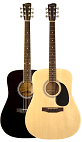 Savannah SGD-12 Dreadnought Guitar - Bluegrass Instruments