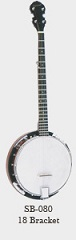 Savannah SB-080 18 Bracket Banjo