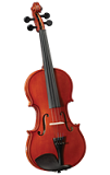 Cervini HV-100 Novice Violin Outfit - Bluegrass Instruments