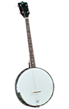 Rover RB-20T Student Tenor Banjo - Bluegrass Instruments