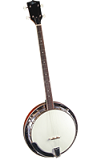 Rover RB-35P Student Plectrum Banjo - Bluegrass Instruments