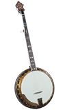Flinthill FHB-297 Traditional 5-String Resonator Banjo - Flat Head - Bluegrass Instruments
