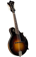 Kentucky KM-650 Standard F-model Mandolin - Sunburst - Bluegrass Instruments
