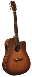 MORGAN MONROE MDC-1CE CREEKSIDE ACOUSTIC/ELECTRIC - Bluegrass Instruments