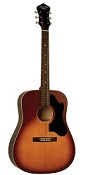 RDS-9-TS RECORDING KING DIRTY 30S SERIES 9 DREADNOUGHT ACOUSTIC GUITAR - Bluegrass Instruments
