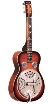 Gold Tone PBS-D: Paul Beard Signature-Series Squareneck Resonator Guitar Deluxe - Bluegrass Instruments