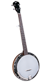 Rover RB-25 Resonator Banjo - Bluegrass Instruments