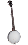 Rover RB-20 Open Back Banjo - Bluegrass Instruments