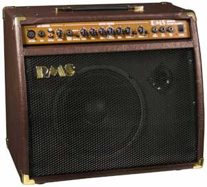 RMS Acoustic Guitar Amp