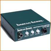 Barcus Berry Piezo Buffer PreAmp with EQ
