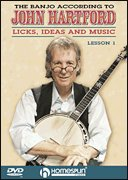 Banjo According to John Hartford DVD 2