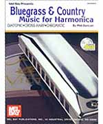 Bluegrass & Country Music for Harmonica