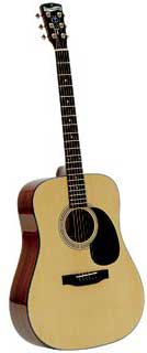 Blueridge BR-40 Solid Top Dreadnought
