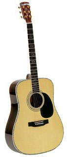 Blueridge BR-70 Solid Top Dreadnought Guitar