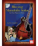 Blazing Mandolin Solos for One Player or More