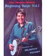 Murphy Method Beginning Banjo Vol. 1