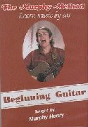 Murphy Method Beginning Guitar DVD