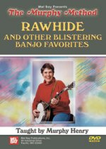 Rawhide and Other Blistering Banjo Favorites