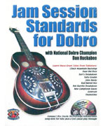 Jam Session Standards For Dobro