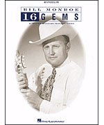 Bill Monroe--16 Gems for Mandolin