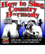 Learn To Sing Country Harmony