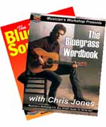Bluegrass Wordbook Set