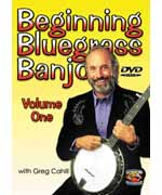 Beginning Bluegrass Banjo 2 DVD Set