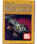 Splitting The Licks DVD