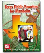Texas Fiddle Favorites for Mandolin