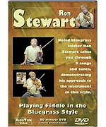 Ron Stewart AcuTab Fiddle DVD