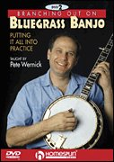 Branching Out on Bluegrass Banjo - 2 DVDs
