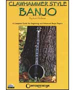 Clawhammer Style Banjo 2 DVD SET
