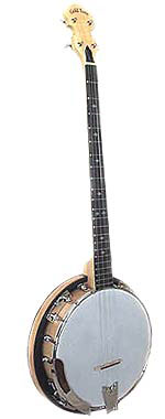 Gold Tone Cripple Creek Plectrum Banjo