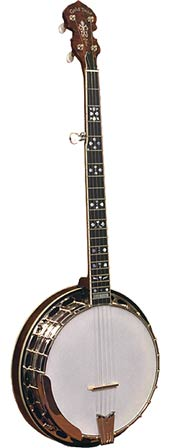 Gold Tone OB-250 Banjo with Case