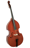 Cremona SB-1 Bass Fiddle (3/4)