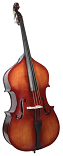 Cremona SB-4 Bass Fiddle (3/4)