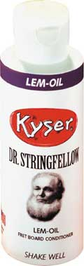 Kyser Dr. Stringfellow String Cleaner Lubricant