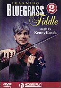 Learning Bluegrass Fiddle - DVD 2