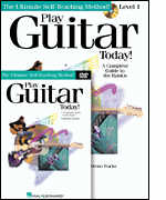 Play Guitar Today! Beginner's Pack