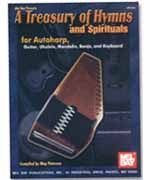 Treasury of Hymns ans Spirituals for Autoharp