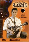 You Can Play Bluegrass Mandolin - 2 DVD's